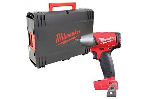 MILWAUKEE Cordless Impact Wrench M18 FIWP12-0X, 300 Nm, SOLO, 4933451449