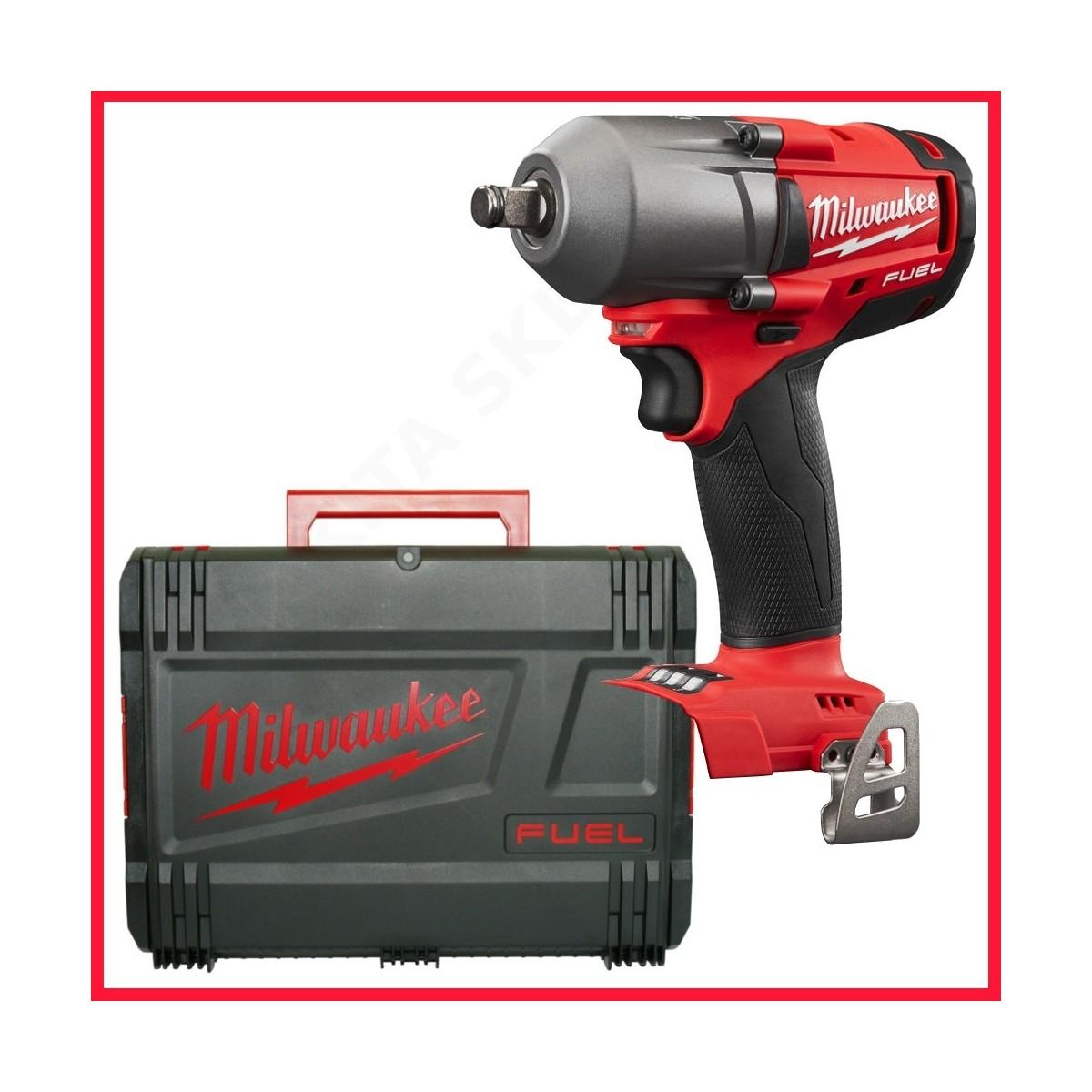 MILWAUKEE Cordless Impact Wrench M18 FMTIWF12-0X, 610Nm, SOLO, 4933459189