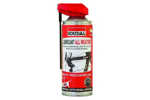 SOUDAL LUBRICANT ALL WEATHER 400ml
