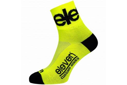 ELEVEN socks HOWA FLUO