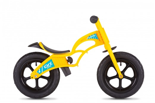 DRAG balance bike KICK yellow
