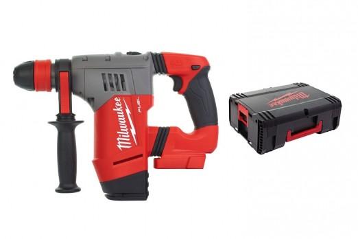 MILWAUKEE Cordless Rotary hammer SDS plus M18 CHPX-0X 4933451431