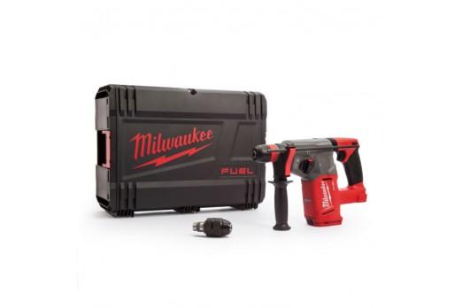 MILWAUKEE Cordless Rotary hammer SDS plus M18 CHX-0X 4933451430
