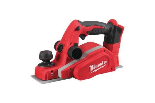MILWAUKEE Cordless planer M18 BP-0 4933451113
