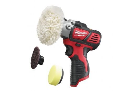MILWAUKEE Cordless polisher M12 BPS-0 4933447791