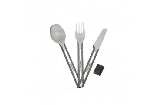 Trauki Esbit Titanium Cutlery Set