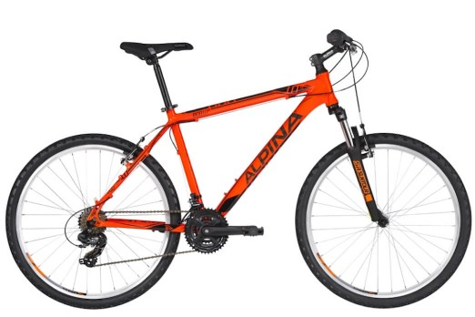Kellys Alpina Eco M10 Neon Orange 2019