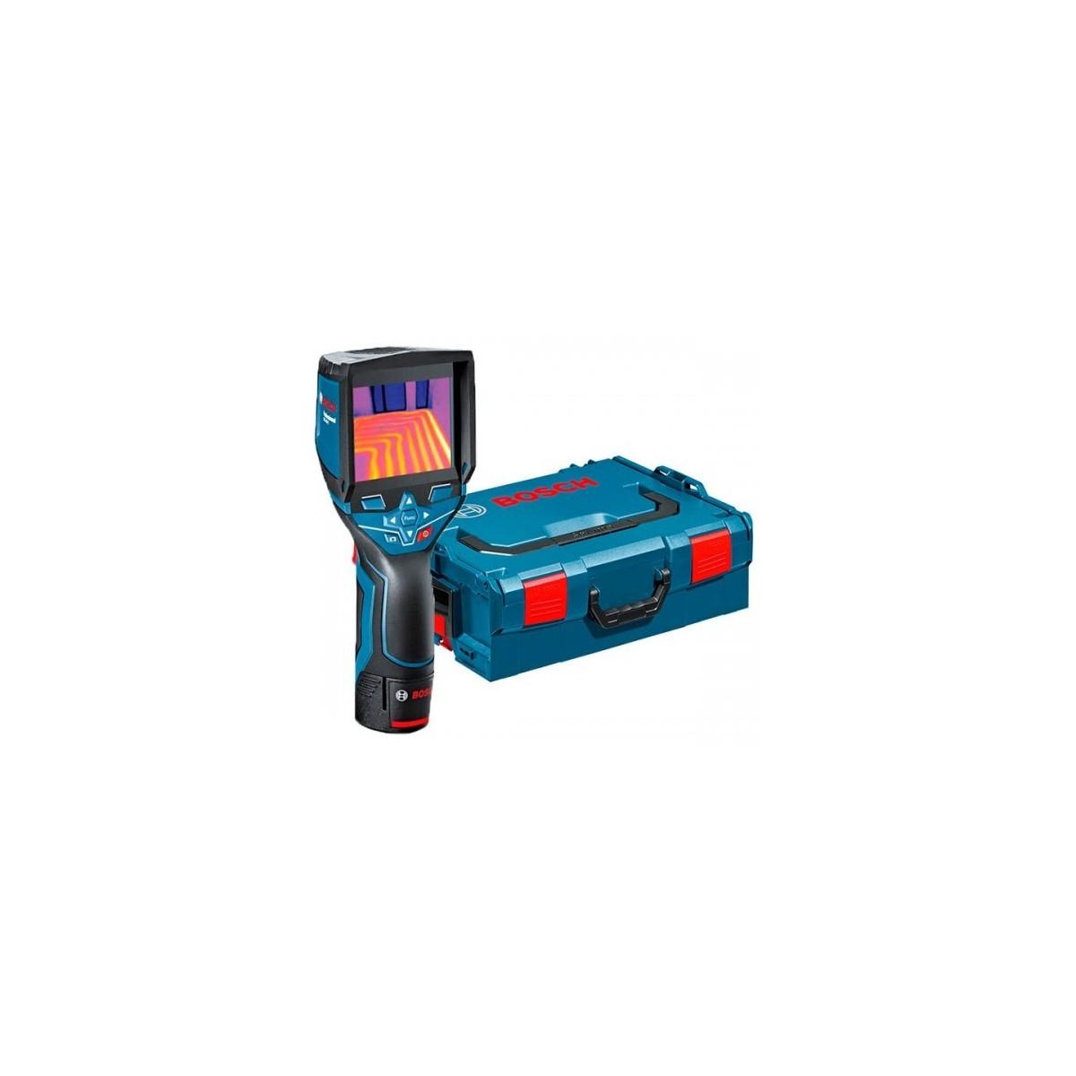 BOSCH Termokamera GTC 400 C 1x 2.0Ah, L-Boxx 0601083101