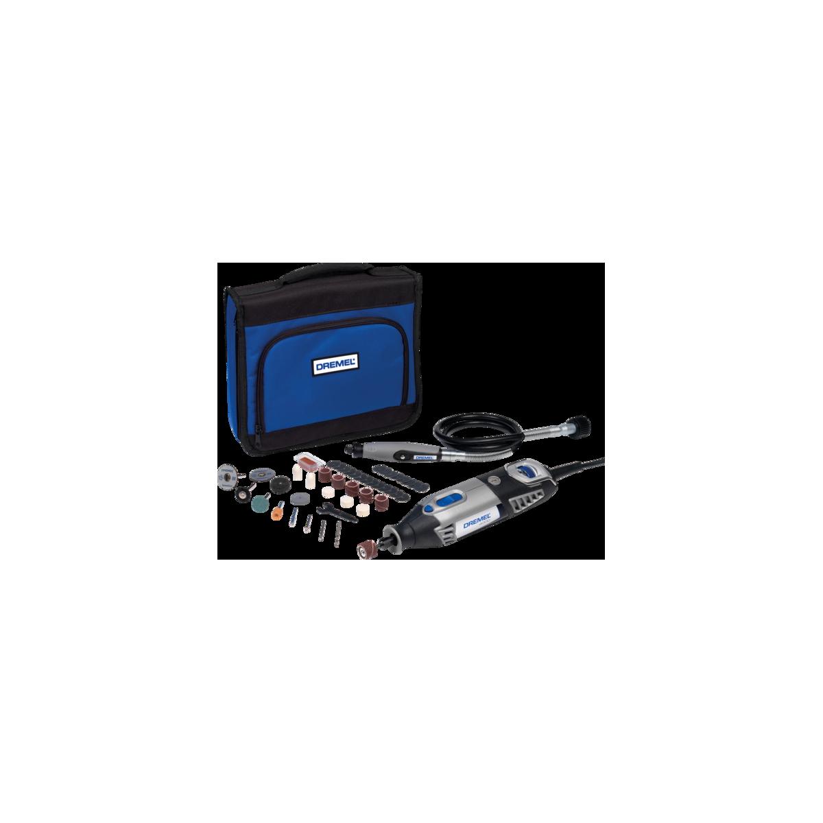 DREMEL Rotācijas instruments 4000-1/45 sērijas ar 45 piederumiem F0134000JA