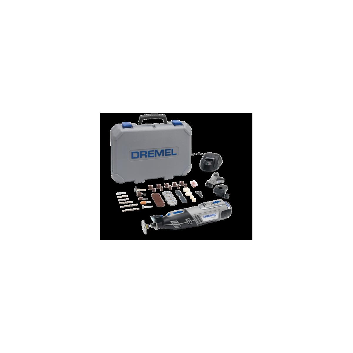 DREMEL Rotācijas instruments 8220-2/45 sērijas Li-ion 12V ar 45 piederumiem F0138220JF