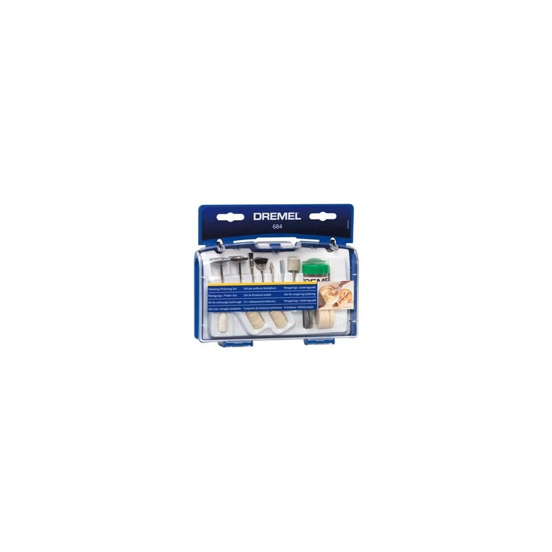 DREMEL Cleaning / Polishing Set 684 26150684JA