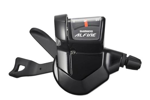 SHIMANO shifters ALFINE...