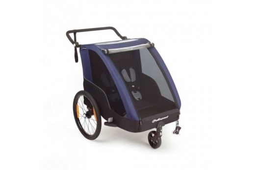 Bērnu sēdeklīši Polisport Trailer/Stroller piekabe/ratiņi