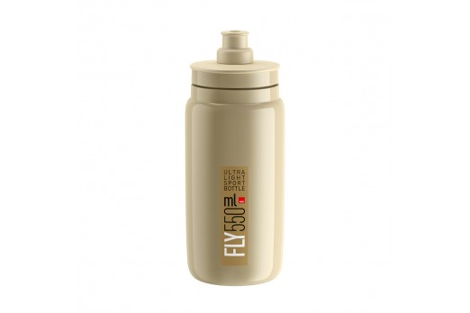 ELITE pudele FLY 550ml bēša