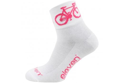 ELEVEN socks HOWA ROAD white