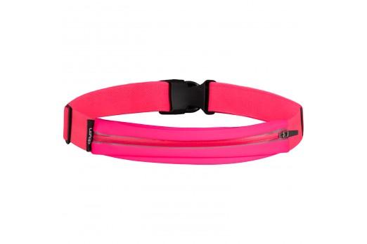 ELEVEN running belt WATERPROOF pink