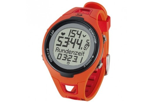 SIGMA sport PC 15.11 HEART RATE MONITOR red