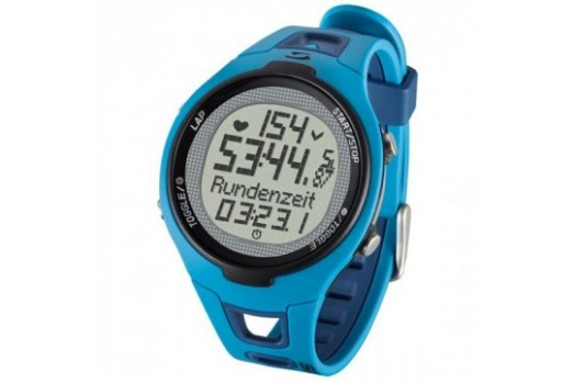 SIGMA sport PC 15.11 HEART RATE MONITOR blue