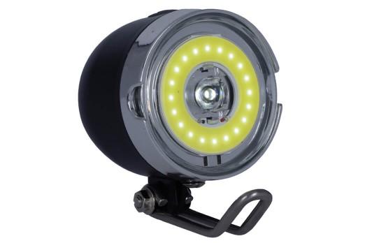 OXC priekšējais lukturis...