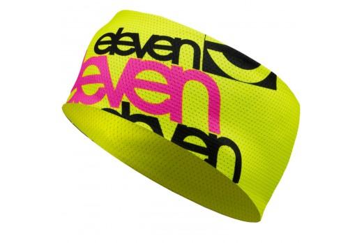 ELEVEN headband HB SILVER ELEVEN F11 fluo/pink