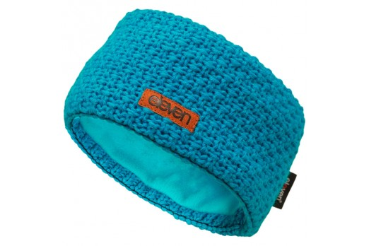 ELEVEN KNITTED HEADBAND AQUA
