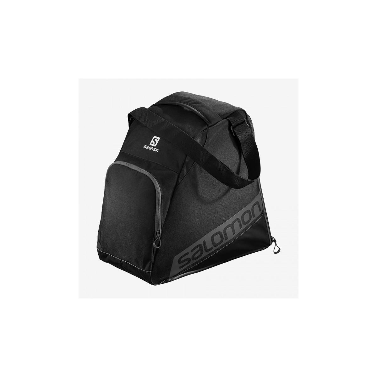 SALOMON boot bag EXTEND GEAR black