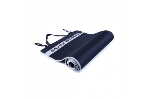 SPOKEY mat FLEXMAT black