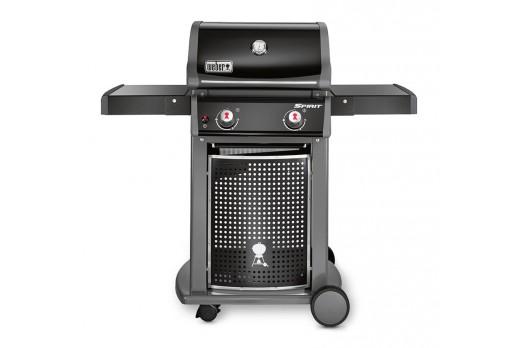 WEBER gāzes grils Spirit E-210 Classic, melns 46010069