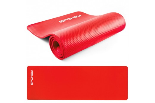 SPOKEY fitness mat SOFTMAT red