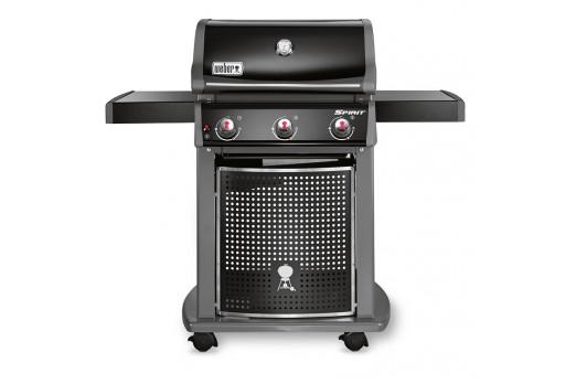 WEBER gāzes grils Spirit E-310 Classic, melns 46410075