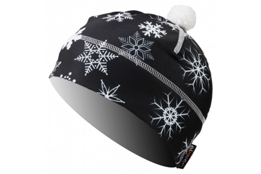 ELEVEN cepure SVEN SNOW melna