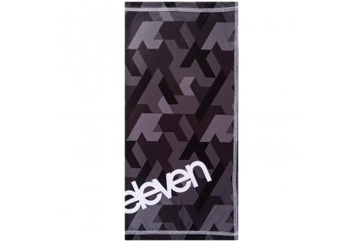 ELEVEN multifunctional scarf cap VERTICAL melna