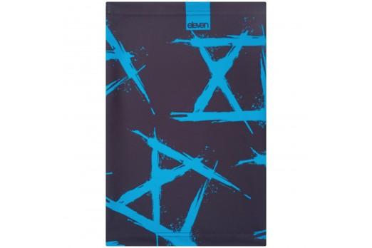 ELEVEN neck warmer XI blue