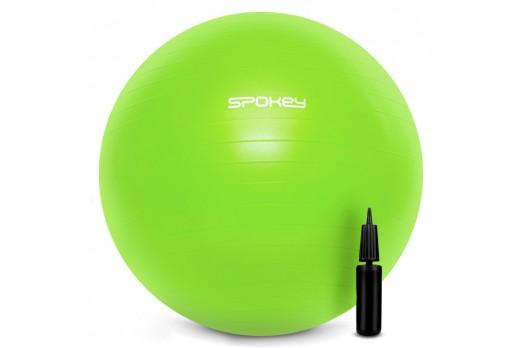 SPOKEY gymnastic ball FITBALL 75cm green