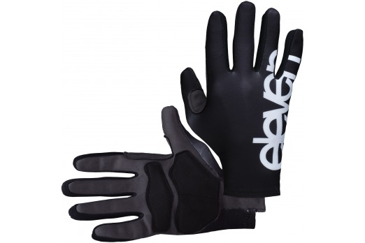 ELEVEN gloves with padding LONG BW