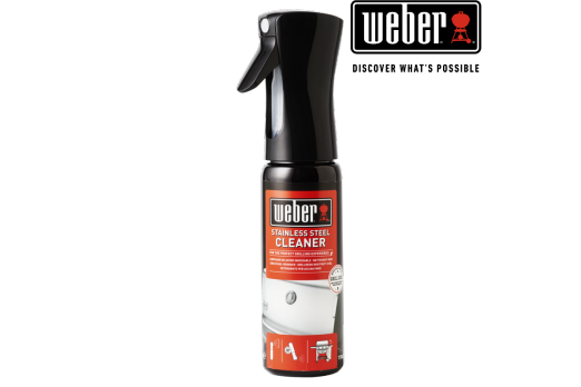 WEBER STAINLESS STEEL CLEANER - 300ML, 17682
