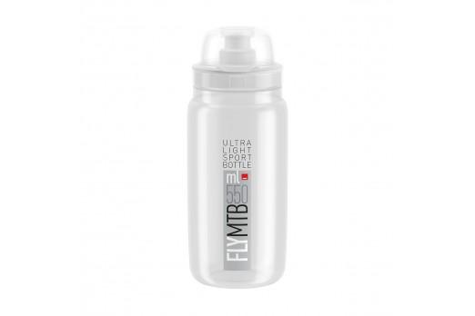 ELITE bottle FLY MTB clear...