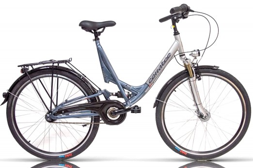 CORRATEC velosipēds N7...