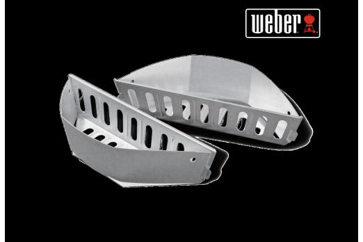 WEBER brikešu grozi 2gab, der sākot no 57cm griliem, 7403