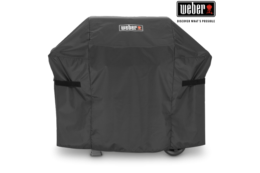 WEBER GRILL COVER PREMIUM SPIRIT II 300 - FITS SPIRIT II 300 & SPIRIT EO-210/220 AND ALL 300 SERIES, 7183