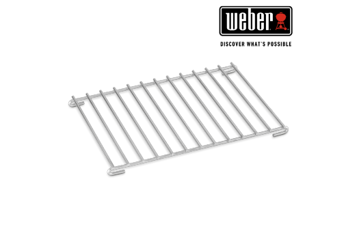 WEBER ROASTING RACK - SMALL, FITS Q 100/1000 SERIES, 20cm x 30.5cm, FITS 6561, 6563