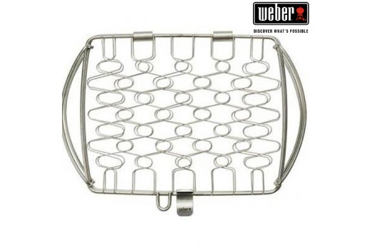 WEBER FISH BASKET - SMALL, STAINLESS STEEL 6470