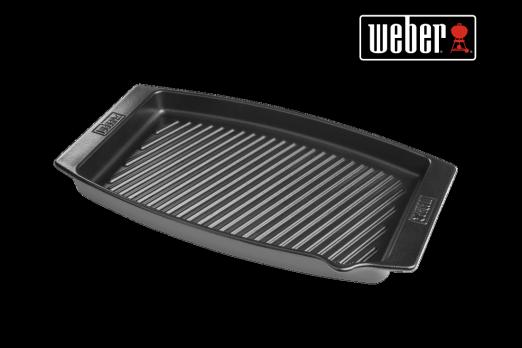 WEBER CERAMIC GRILL PAN 47x28cm, 17886
