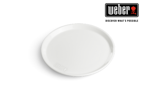 WEBER DESSERT PLATE - Ø 20,5 CM, SET OF 2, 17881