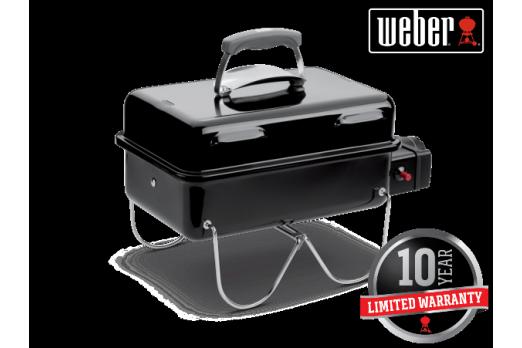 WEBER gāzes grils Go‐Anywhere Gas 1141068