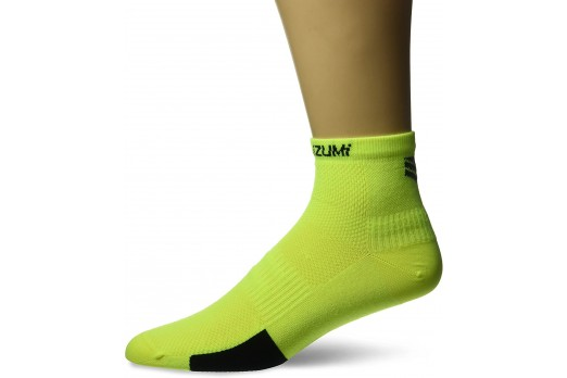 PEARL IZUMI zeķes Elite Sock Pi Core Screaming Yellow
