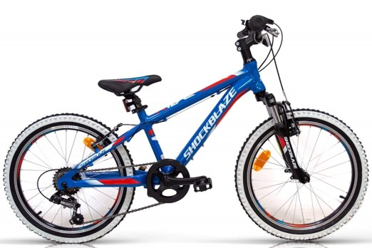 SHOCKBLAZE bērnu velosipēds...