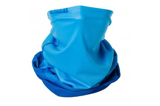 ELEVEN multifunctional scarf cap TOP 1 blue