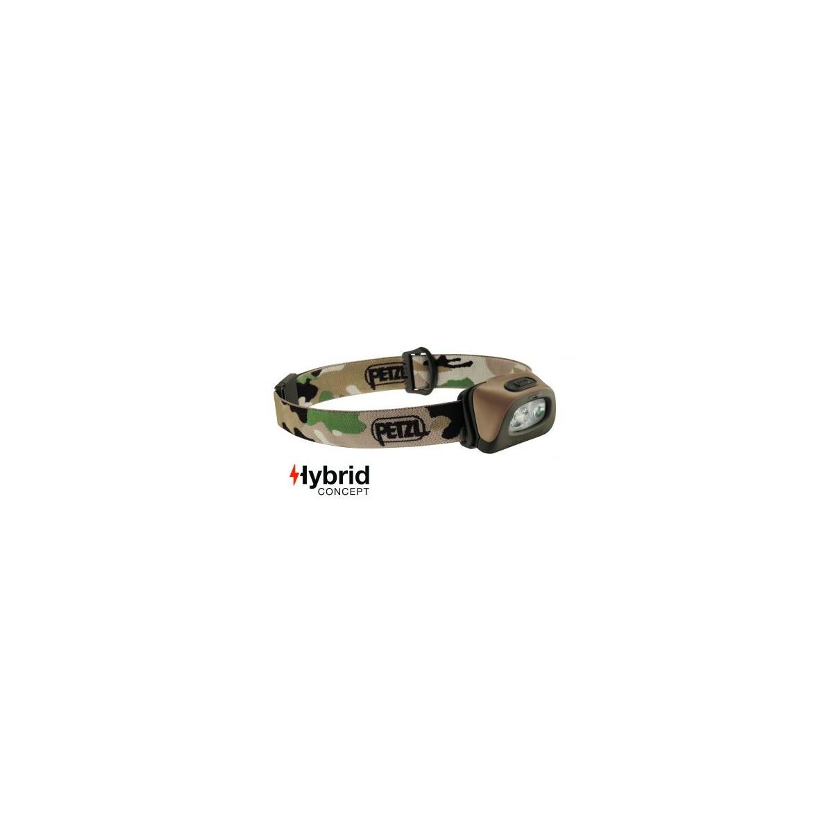 Lukturi Petzl Tactikka® +RGB Hybrid