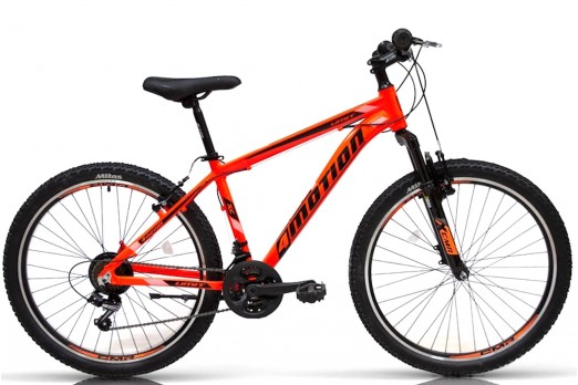 UMIT bicycle 4MOTION neon...
